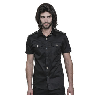 Herren Hemd PUNK RAVE - Casual, PUNK RAVE