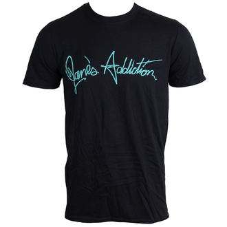 Herren T-Shirt Jane's Addiction - Logo - LIVE NATION - BESCHÄDIGT, LIVE NATION, Jane's Addiction