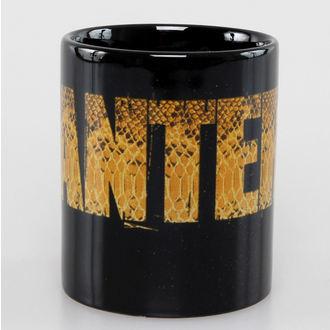 Tasse Pantera - Snake Logo - ROCK OFF, ROCK OFF, Pantera
