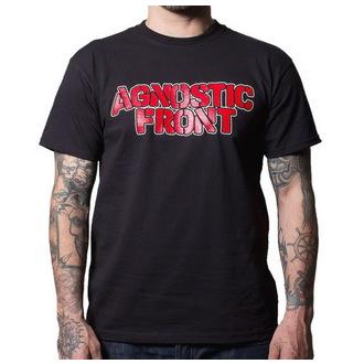 Herren T-Shirt Agnostic Front - Never Walk Alone - BUCKANEER - Black, Buckaneer, Agnostic Front