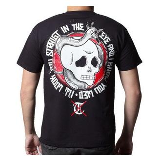 Herren T-Shirt Terror - Hard Lessons - BUCKANEER - Black, Buckaneer, Terror