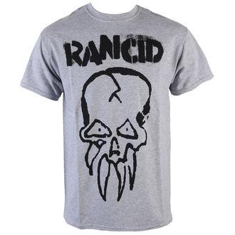 Herren T-Shirt  Rancid - Squid Skull - Grey - RAGEWEAR, RAGEWEAR, Rancid