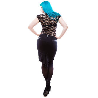 Rock Damen NECESSARY EVIL - Gothic Corra - Black, NECESSARY EVIL