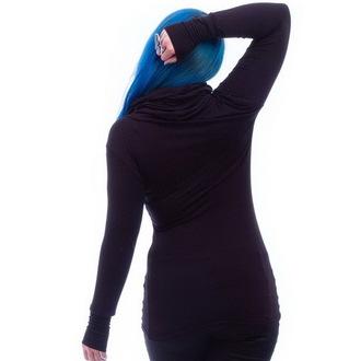 Frauen Langarmshirt NECESSARY EVIL - Gothic Dunne - Black, NECESSARY EVIL