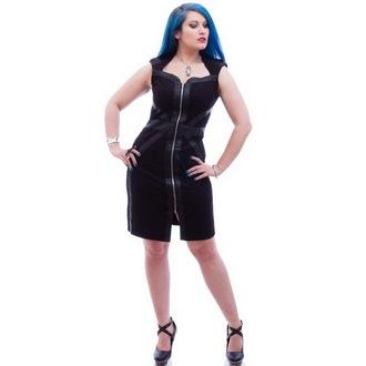 Frauenkleidung NECESSARY EVIL - Gothic Luna - Black, NECESSARY EVIL