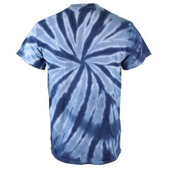 Herren T-Shirt  Comeback Kid - Script tie dye- VICTORY, VICTORY RECORDS, Comeback Kid