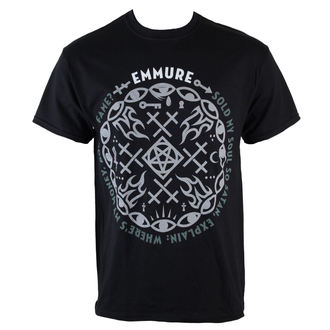 Herren T-Shirt  Emmure - Money Power Fame - VICTORY, VICTORY RECORDS, Emmure