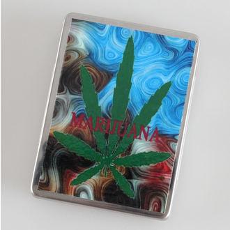 Zigarettenbox Mari-Blatt 1 - 67022, NNM