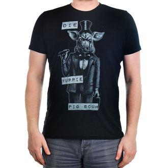 Herren T-Shirt  TOO FAST - Die Yuppie- Scum, TOO FAST