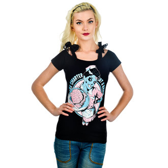Damen T-Shirt  TOO FAST - Annabel Bow, TOO FAST