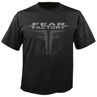 Herren T-ShirtFear Factory - GNXS - NUCLEAR BLAST, NUCLEAR BLAST, Fear Factory