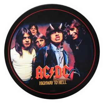 Fußmatte AC/DC - Autobahn-Foto- ROCKBITES, Rockbites, AC-DC