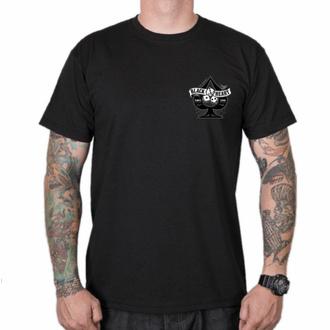 Herren-T-Shirt BLACK HEART - WIKI PIN UP, BLACK HEART