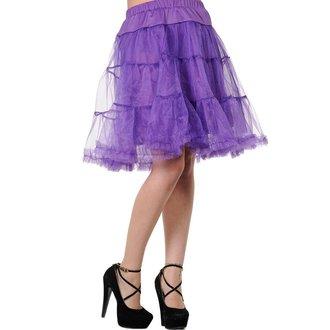 Rock Damen (Unterrock) BANNED - Purple, BANNED