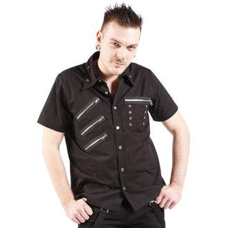 Herrenhemd  DEAD THREADS  - Black, DEAD THREADS