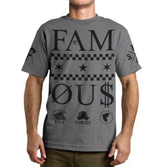 Herren T-Shirt  FAMOUS STARS & STRAPS - Times, FAMOUS STARS & STRAPS