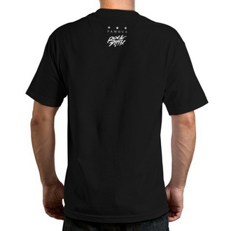 Herren T-Shirt  FAMOUS STARS & STRAPS - Nevermind - Black, FAMOUS STARS & STRAPS