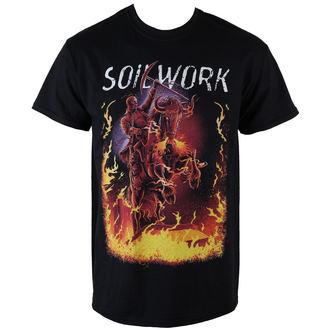 Herren T-Shirt Metal SoilWork - Sledgehammer Messiah - RAZAMATAZ, RAZAMATAZ, SoilWork