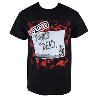 Herren T-Shirt  Exploited - Punks Not Dead - RAZAMATAZ, RAZAMATAZ, Exploited