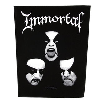 Großer Aufnäher     Immortal - Blashyrkh - RAZAMATAZ, RAZAMATAZ, Immortal