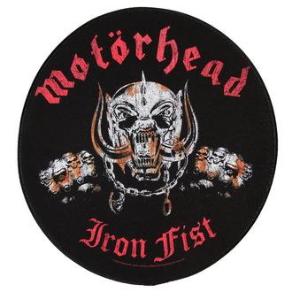 Großer Aufnäher     Motörhead - Iron Fist - RAZAMATAZ, RAZAMATAZ, Motörhead