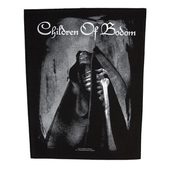 Großer Aufnäher     Children of Bodom - Fear The Reaper - RAZAMATAZ, RAZAMATAZ, Children of Bodom