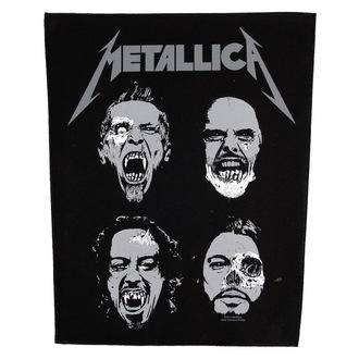 Großer Aufnäher     Metallica - Undead - RAZAMATAZ, RAZAMATAZ, Metallica