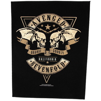 Großer Aufnäher     Avenged Sevenfold - Orange County - RAZAMATAZ, RAZAMATAZ, Avenged Sevenfold