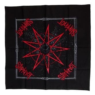 Schal Slipknot - Nine Pointed Star - RAZAMATAZ, RAZAMATAZ, Slipknot