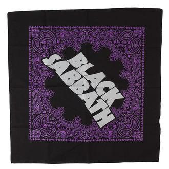 Schal Black Sabbath - Logo - RAZAMATAZ, RAZAMATAZ, Black Sabbath