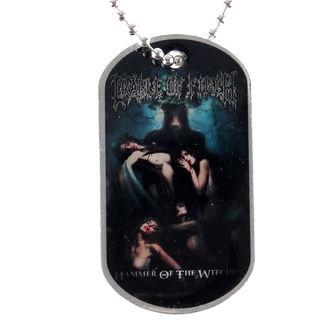 Erkennungsmarke (Hundemarke) Cradle of Filth - Hammer Of The Witches - RAZAMATAZ, RAZAMATAZ, Cradle of Filth