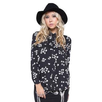 Frauenhemd  IRON FIST - Chaot - Black, IRON FIST
