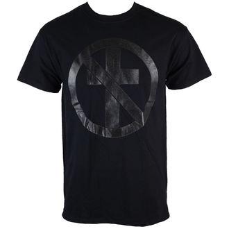 Herren T-Shirt  Bad Religion - Monochrome Crossbuster - Black - KINGS ROAD, KINGS ROAD, Bad Religion