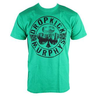 Herren T-Shirt  Dropkick Murphys - Boot - Green Kelly - KINGS ROAD, KINGS ROAD, Dropkick Murphys