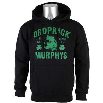 Herren Hoodie  Dropkick Murphys - Boxing Gloves - Black - KINGS ROAD, KINGS ROAD, Dropkick Murphys