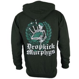 Herren Hoodie  Dropkick Murphys - Piper - Green Forest - KINGS ROAD, KINGS ROAD, Dropkick Murphys