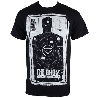Herren T-Shirt  The Ghost Inside - Drive By - Black - KINGS ROAD, KINGS ROAD, The Ghost Inside