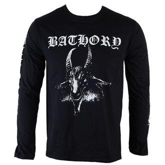 Herren Longsleeve Bathory - Goat - PLASTIC HEAD, PLASTIC HEAD, Bathory