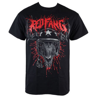 Herren T-Shirt  Red Fang - Jackalope - Black - KINGS ROAD, KINGS ROAD, Red Fang