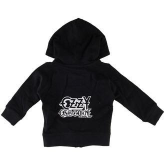 Kinder Hoodie  Ozzy Osbourne - Logo - Metal-Kids, Metal-Kids, Ozzy Osbourne