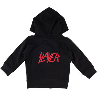 Kinder Hoodie  Slayer - Logo - Metal-Kids, Metal-Kids, Slayer