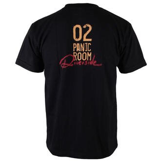 Herren T-Shirt  Riverside - 02 Panic Room - CARTON, CARTON, Riverside