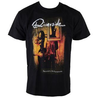 Herren T-Shirt  Riverside - Second Life Syndrom - CARTON, CARTON, Riverside