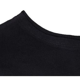 Herren T-Shirt  Alice Cooper and Rear  - BLK - AMPLIFIED, AMPLIFIED, Alice Cooper