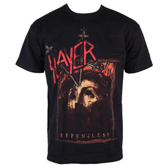 Herren T-Shirt Slayer - Repentless - ROCK OFF, ROCK OFF, Slayer