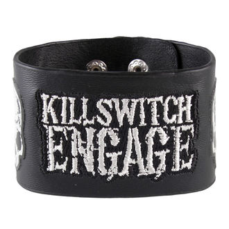 Armband Killswitch Engage - Logo & Skull - BRAVADO, BRAVADO, Killswitch Engage