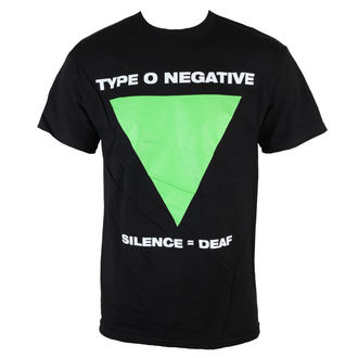 Herren T-Shirt  Type O Negative - Silence - BRAVADO, BRAVADO, Type o Negative