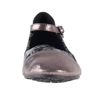 Ballerinas  IRON FIST - Urban Decay Flat - Black, IRON FIST