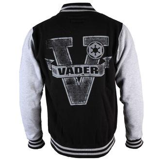 Herren College Jacke Star Wars - Vader - Black, NNM, Star Wars