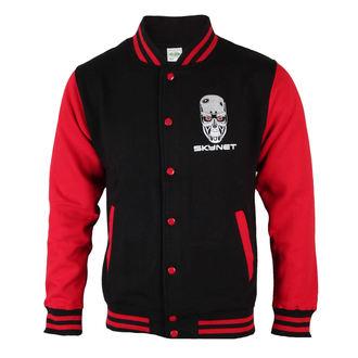 Herren College Jacke Terminator - Skynet Logo - Black, NNM, Terminator